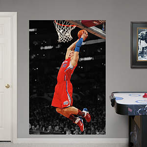 Blake Griffin Dunk Mural Fathead Wall Decal